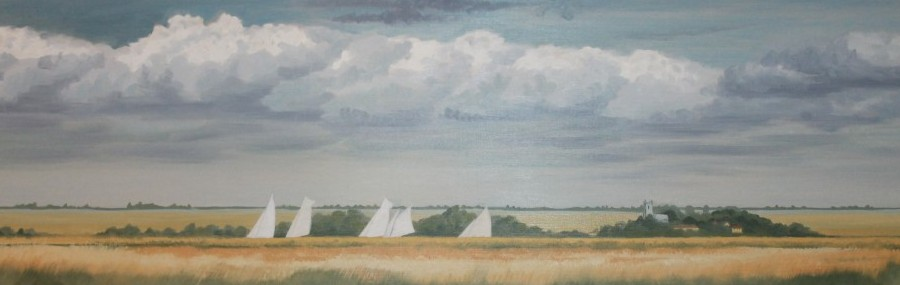 Suzanne Chisnell > Contemporary East Anglian Artist