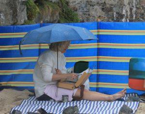 CHISNELL PleinAir on the Beach. 2017. - LowRes.