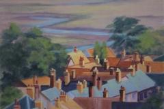 Chisnell painting Blakeney